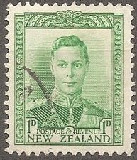 Buy [NZ0227] New Zealand: Sc. no. 227A (1941) Used
