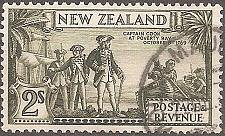 Buy [NZ0215] New Zealand: Sc. no. 215 (1936-1942) Used