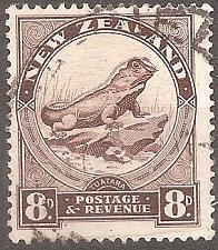 Buy [NZ0212] New Zealand: Sc. no. 212 (1936-1942) Used