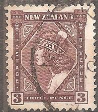 Buy [NZ0208] New Zealand: Sc. no. 208 (1936-1942) Used
