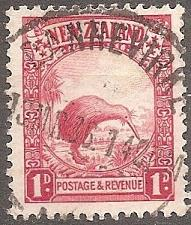Buy [NZ0204] New Zealand: Sc. no. 204 (1936-1942) Used
