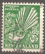 Buy [NZ0203] New Zealand: Sc. no. 203 (1936-1942) Used