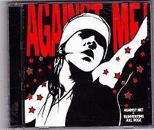 Buy Against Me! is Reinventing Axl Rose CD 2002 - Like New