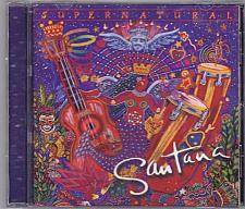 Buy Supernatural by Santana CD 1999 - Good