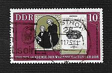 Buy Germany DDR Used Scott #1661 Catalog Value $.25