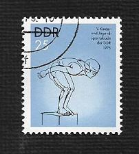 Buy Germany DDR Used Scott #1667 Catalog Value $.25