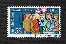Buy Germany DDR Used Scott #1682 Catalog Value $.25