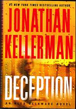 Buy Deception (Alex Delaware) by Jonathan Kellerman 2010 Hardcover Book - Very Good