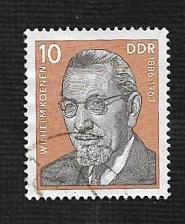 Buy Germany DDR Used Scott #1705 Catalog Value $.25