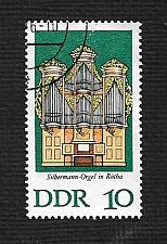 Buy Germany DDR Used Scott #1707 Catalog Value $.25