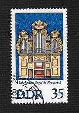 Buy Germany DDR Used Scott #1709 Catalog Value $.25