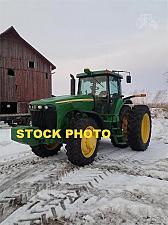 Buy 2004 John Deere 8420 Tractor