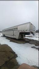 Buy 1996 EBY Livestock Trailer