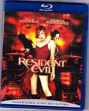 Buy Resident Evil Blu-ray Disc, 2008 - Very Good