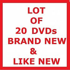 Buy LOT OF 20 ACTION ADVENTURE DVD MOVIES, PLUS FREE GIFT