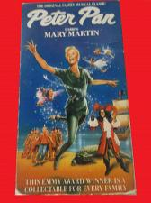 Buy PETER PAN (VHS) MARY MARTIN, CYRIL RITCHARD (FAMILY/CLASSIC),PLUS FREE GIFT