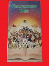 Buy CHARLOTTE'S WEB (CARTOON) (VHS) DEBBIE REYNOLDS, PLUS FREE GIFT