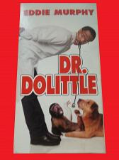 Buy DR DOLITTLE (VHS) EDDIE MURPHY (COMEDY/ADVENTURE), PLUS FREE GIFT