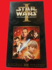 Buy STAR WARS I: THE PHANTOM MENACE (VHS) LIAM NEESON, (SCI FI/ADVEN) PLUS FREE GIFT
