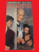 Buy MRS DOUBTFIRE (VHS) ROBIN WILLIAMS (COMEDY/ADVENTURE/CLASSIC), PLUS FREE GIFT
