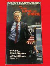 Buy IN THE LINE OF FIRE (VHS) CLINT EASTWOOD (THRILLER/SUS/ACTION), PLUS FREE GIFT