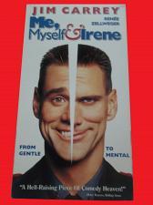 Buy ME, MYSELF & IRENE (VHS) JIM CARREY (COMEDY/THRILLER), PLUS FREE GIFT