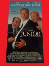 Buy JUNIOR (VHS) ARNOLD SCHWARZENEGGER (COMEDY/FAMILY), PLUS FREE GIFT