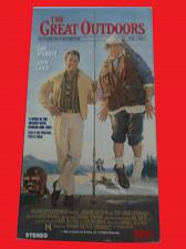 Buy THE GREAT OUTDOORS (VHS) DAN AYKROYD, JOHN CANDY (COMEDY/ADVEN), PLUS FREE GIFT
