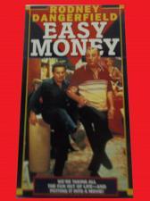 Buy EASY MONEY (VHS) RODNEY DANGERFIELD, JOE PESCI (CMDY/ADVENTURE), PLUS FREE GIFT