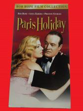 Buy PARIS HOLIDAY (VHS) BOB HOPE (ROMANTIC COMEDY CLASSIC), PLUS FREE GIFT