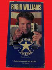 Buy GOOD MORNING VIETNAM (VHS) ROBIN WILLIAMS (CMDY/THRILL/CLASSIC), PLUS FREE GIFT