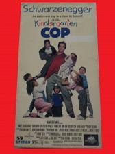Buy KINDERGARTEN COP (VHS) ARNOLD SCHWARZENEGGER (FAMILY COMEDY), PLUS FREE GIFT