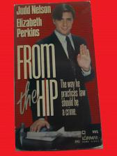 Buy FROM THE HIP (VHS) JUDD NELSON (COMEDY/THRILLER), PLUS FREE GIFT