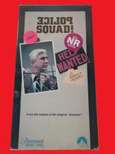 Buy POLICE SQUAD! HELP WANTED (VHS) LESLIE NIELSEN (TV, COMEDY), PLUS FREE GIFT