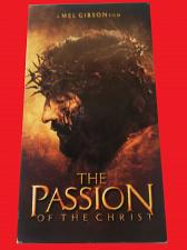 Buy THE PASSION OF THE CHRIST (VHS) JIM CAVIEZEL (DRAMA/SUSPENSE), PLUS FREE GIFT