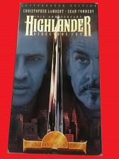 Buy HIGHLANDER 10TH ANNIVERSARY (VHS) CHRISTOPHER LAMBERT (ADVEN), PLUS FREE GIFT
