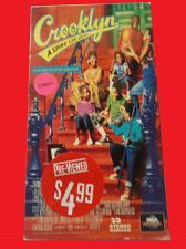 Buy CROOKLYN (VHS) ALFRE WOODARD (DRAMA/THRILLER), PLUS FREE GIFT