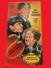 Buy THE THREE STOOGES (VHS) SHEMP, LARRY MOE (COMEDY), PLUS FREE GIFT