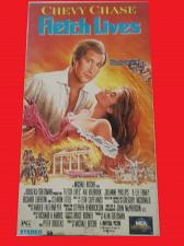 Buy FLETCH LIVES (VHS) CHEVY CHASE (ROMANTIC COMEDY), PLUS FREE GIFT