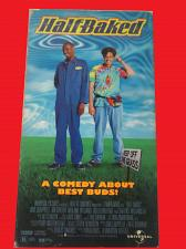 Buy HALF BAKED (VHS) DAVE CHAPPELLE (COMEDY), PLUS FREE GIFT