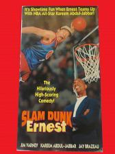Buy SLAM DUNK ERNEST (VHS) JIM VARNEY, (COMEDY/SPORTS), PLUS FREE GIFT