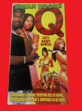 Buy Q THE MOVIE (VHS) BRIAN HOOKS (COMEDY/THRILLER), PLUS FREE GIFT