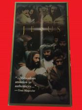 Buy JESUS (VHS) BRIAN DEACON (DRAMA/THRILLER), PLUS FREE GIFT
