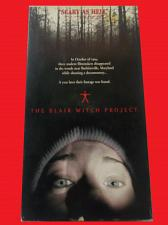 Buy THE BLAIR WITCH PROJECT (VHS) HEATHER DONAHUE (HORROR/THRILLER), PLUS FREE GIFT
