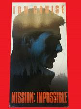 Buy MISSION IMPOSSIBLE (VHS) TOM CRUISE (ACTION/THRILLER), PLUS FREE GIFT