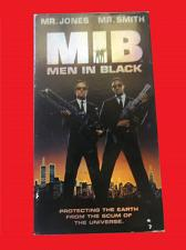 Buy MEN IN BLACK, MIB (VHS) WILL SMITH, TOMMY LEE JONES (ACT,THRILL), PLUS FREE GIFT