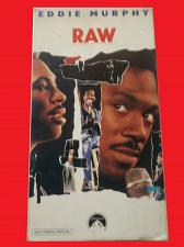 Buy EDDIE MURPHY IN RAW (VHS) STAND UP COMEDY, PLUS FREE GIFT