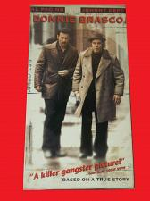Buy DONNIE BRASCO (VHS) AL PACINO, JOHNNY DEPP (TRUE STORY/DRAMA), PLUS FREE GIFT