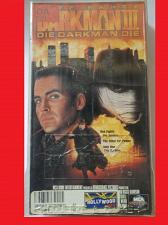 Buy DARKMAN III DIE DARKMAN DIE (VHS) ARNOLD VOSLOO, (THRILLER/SUS), PLUS FREE GIFT