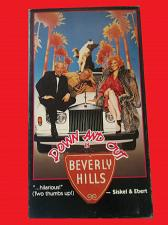 Buy DOWN AND OUT IN BEVERLY HILLS (VHS) RICHARD DREYFUSS (COMEDY), PLUS FREE GIFT
